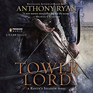 Page de couverture de Tower Lord