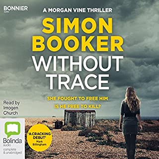 Without Trace audiobook cover art