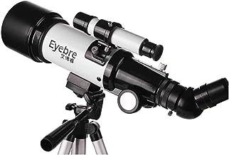 GJNVBDZSF Telescópio astronômico com tripé ajustável, telescópios monoculares com mochila de equipamento, telescópio monoc...