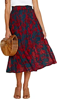 Best shein pleated skirt Reviews