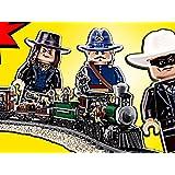 Clip: Constitution Train Chase