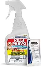 Performacide ~ Disinfectant Kills Canine Parvovirus, Influenza-A, Feline Calicivirus, and Avian Influenza-A ~ 32 Ounce Kit