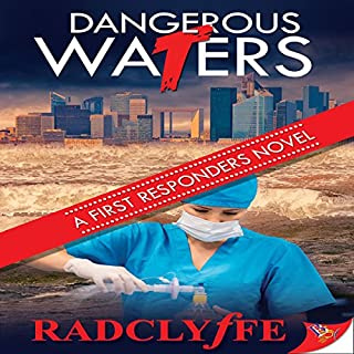 Dangerous Waters audiobook cover art