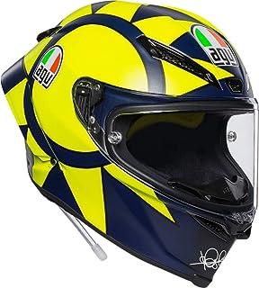 AGV Pista GP-R Soleluna 2018 Fibra De Carbon Casco De Moto De Cara Completa Tamano XS