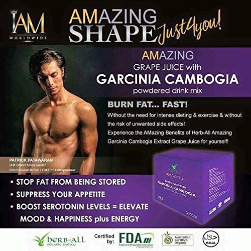 Amazing Grape Juice With Garcinia Cambog Buy Online In Saudi