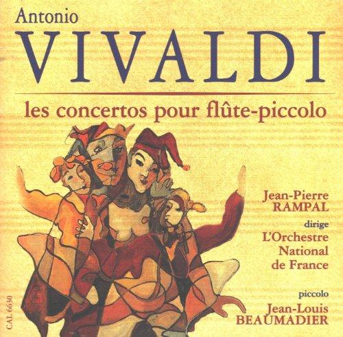 Werke für Piccoloflöte von Vivaldi und Telemann