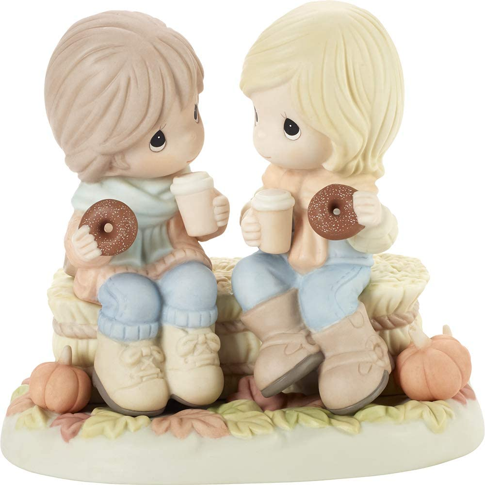 Precious Moments Max 42% OFF 201035 Pumpkin Spice with Nice Po is low-pricing You Bisque