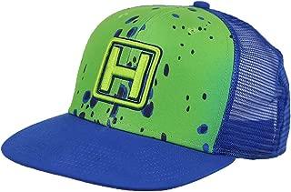 Heybo Dorado 皇家平帽檐卡车司机帽