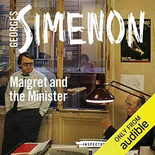 Maigret and the Minister cover art