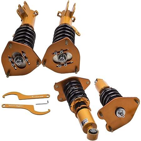 ROADFAR Coilovers Suspension Shocks Springs Struts Full Set Fit for 2006-2012 Mitsubishi Eclipse //2005-2011 Mitsubishi Galan