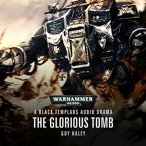 The Glorious Tomb audiobook cover art