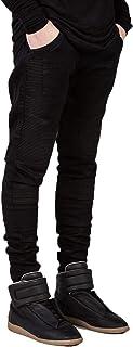 メンズ 美脚 スーパー ストレッチ スキニー ストレート デニム パンツ ジーンズ ジーパン Gパン ズボン ボトムス ロングパン