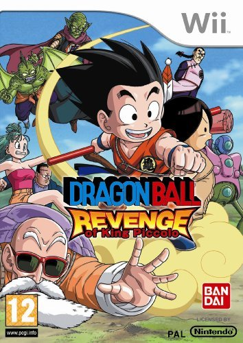 Dragon Ball: Revenge Of King Piccolo (Wii) by Atari