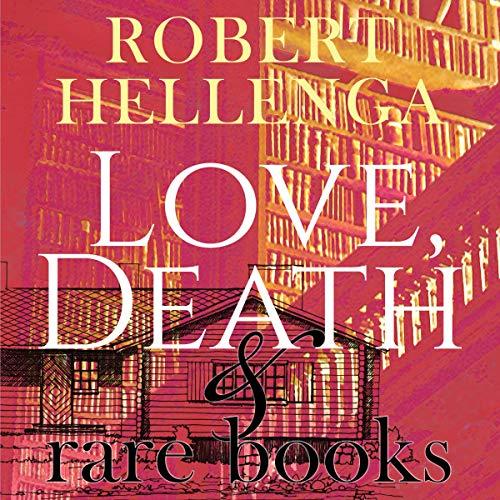 Love, Death & Rare Books cover art