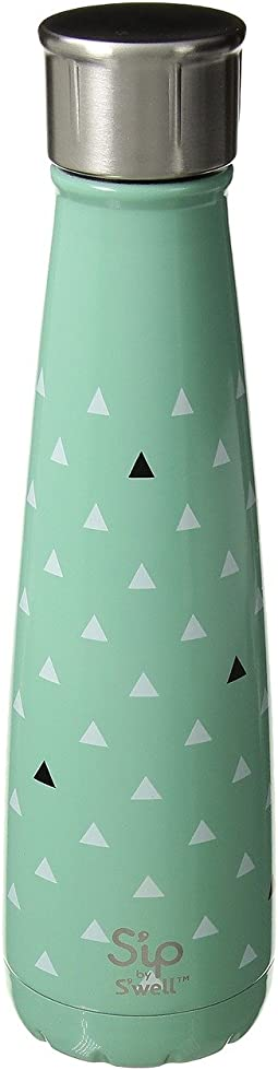 15 oz – S'ip by S'Well Vacuum Insulated Stainless Steel Water Bottle