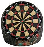 Best Sporting elektronische Dartscheibe Exeter Dartboard mit 12 Dartpfeilen und Ersatzspitzen Dartautomat mit