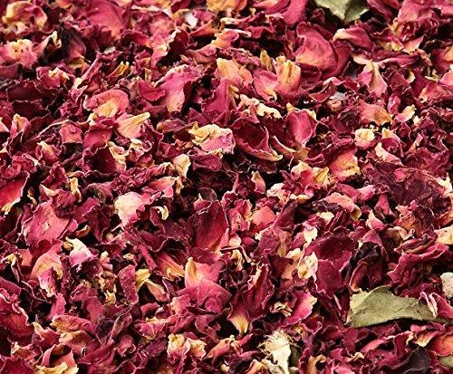Natürliches Blüten-Konfetti, 1 Liter, biologisch abbaubar, viele Farben, Typen und Mischungen erhältlich