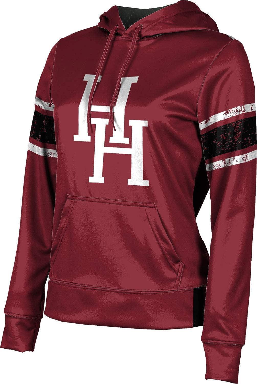 ProSphere Hereford High School Girls' Pullover Hoodie, School Spirit Sweatshirt (End Zone)