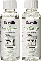 Breville Eco Liquid Descaler, Duo Pack, Clear, BES009CLR