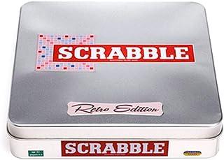 """Leisure Trend LTL10114 """"Scrabble Retro Edition Tin"""" Game"""