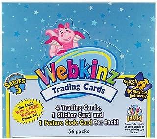 Webkinz Trading Cards-Series 3 Sealed Box