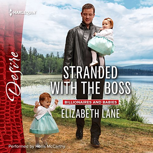 Stranded with the Boss audiobook cover art