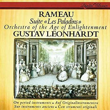"""Rameau: Suite """"Les Paladins"""""""