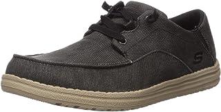 "حذاء رجالي قماشي خفيف من سكيتشر مطبوع عليه ""مايلسون"""