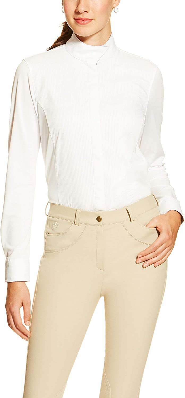 ARIAT Women's Triumph Lib Sh Show Shirt