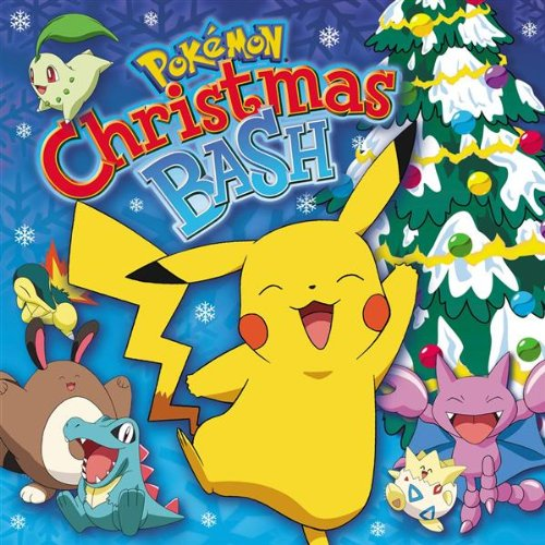 Pokemon Christmas.Pokemon Christmas Bash By Pokemon On Amazon Music Amazon Com