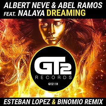 Dreaming (Esteban Lopez & Binomio Remix Edit)