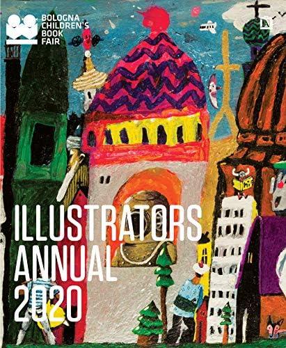 Illustrators Annual 2020 Children s Picture Book Illustrations Publishing and Illustrator Art product image