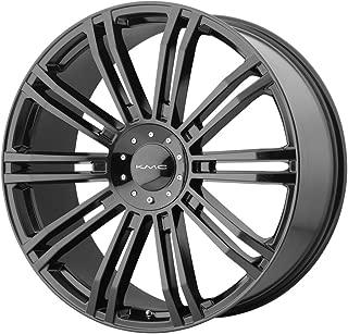 KMC Wheels KM677 D2 Gloss Black Wheel (20x8.5