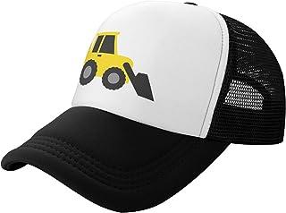 قبعة بيسبول قابلة للتعديل من Wisedeal للبنات بتصميم جرافة شبكية قابلة للتعديل للحماية