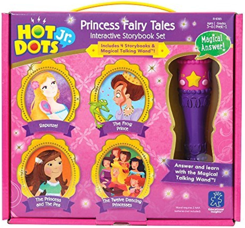 Educational Insights Hot Dots Jr. Princess Fairy Tales by Educational Insights