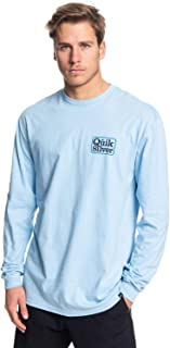 Quiksilver Men's Born Adventurer Long Sleeve Tee