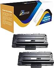 AB Volts Compatible Toner Cartridge Replacement for Samsung ML-1710D3 for ML1710 ML-1710D3 ML-1500 ML-1510 ML-1510B ML-1710 ML-1710B ML-1710D ML-1710P ML-1740 ML-1750 ML-1755 (Black,2-Pack)