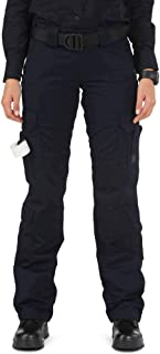 5.11 Tactical Women's Taclite Lightweight EMS Pants, Adjustable Waistband, Teflon Finish, Style 64369
