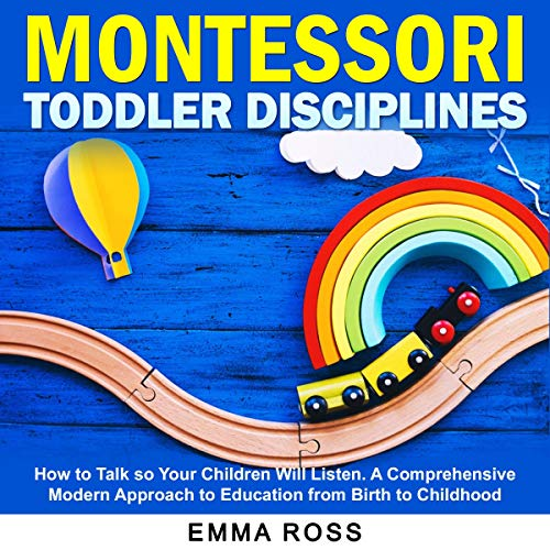 Montessori Toddler Disciplines cover art
