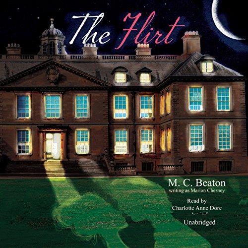 The Flirt Audiobook By M. C. Beaton cover art
