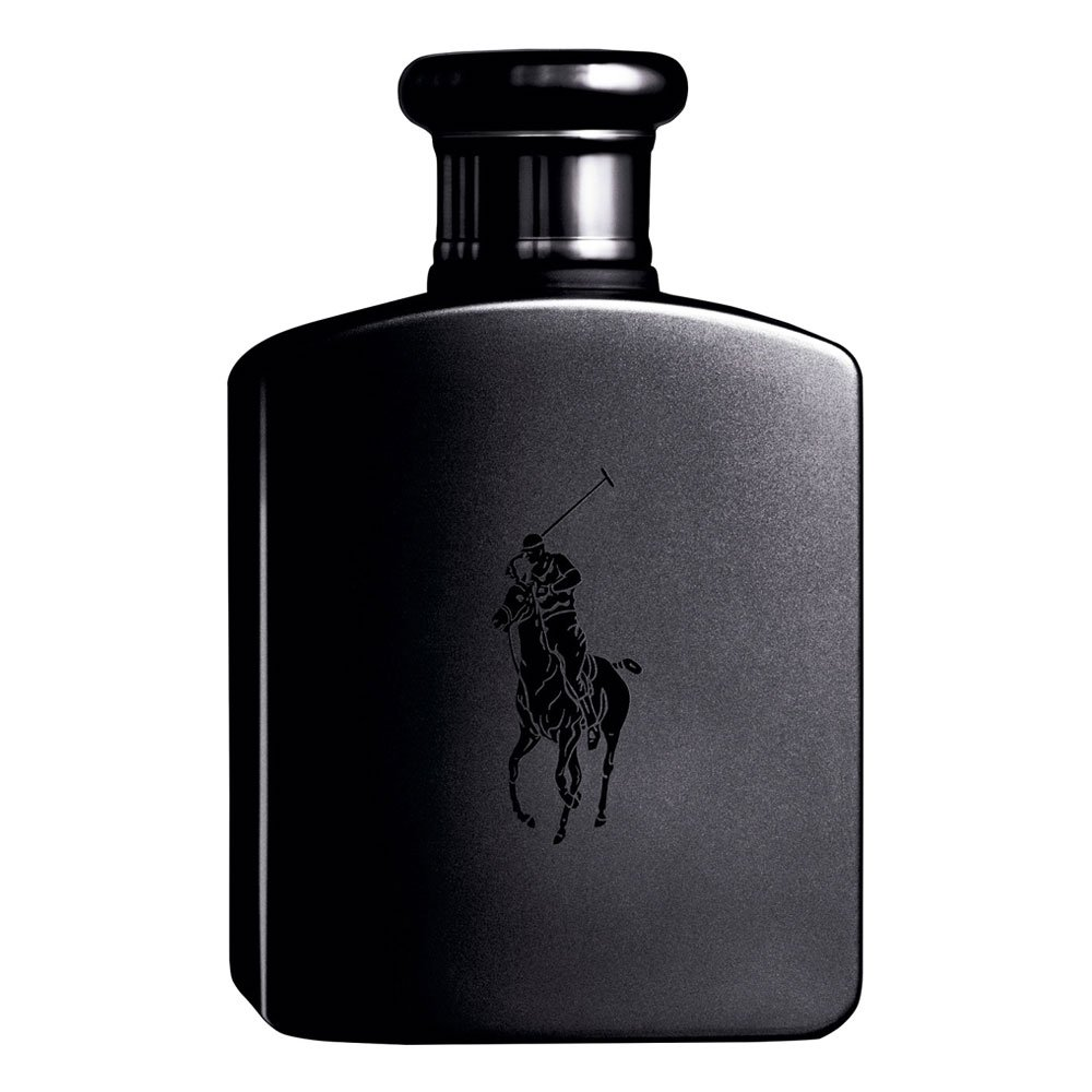 Overseas parallel import regular item Polo Double Black FOR MEN by Ralph Daily bargain sale Lauren oz EDT Spray 2.5 -