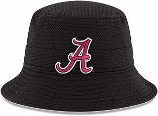 New Era Alabama Crimson Tide NCAA College Pride Bucket Hat - Black,