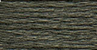 DMC 117-535 Six Stranded Cotton Embroidery Floss, Very Light Ash Gray, 8.7-Yard