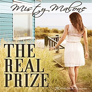The Real Prize audiobook cover art