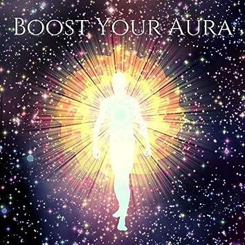 Boost Your Aura: 7 Chakra Balancing and Healing, Positive Energy Meditation Music