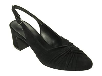 Vaneli Darly (Black Suede) Women
