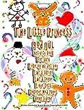 The Little Princess god jul Activity Book For barn Leke og ha det gøy Lær å skrive Lær å tegne Linje Dots Dekorer med Pages Heng sidene