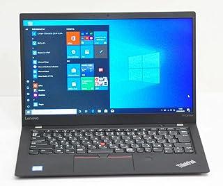 【Win 10搭載】Lenovo ThinkPad X1 Carbon(2017年モデル)/Core i7-7500U@2.7GHz/メモリ16GB/SSD:512GB/14インチワイド液晶FHD