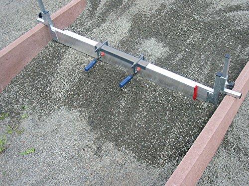 Abziehschiene 1500-2750 mm