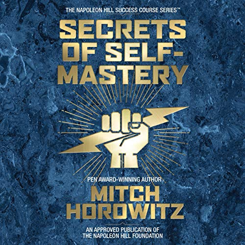 Secrets of Self-Mastery audiobook cover art